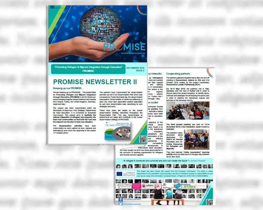 Promise newsletter 2